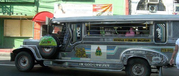 filippinerne-manila-trafik