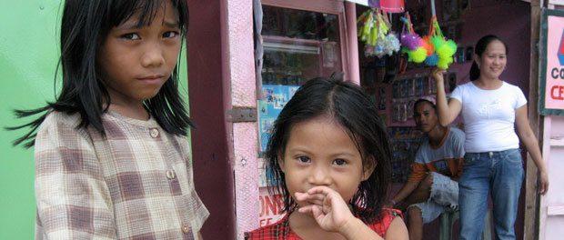 lokale vi snakkede med på markedet i sipalay