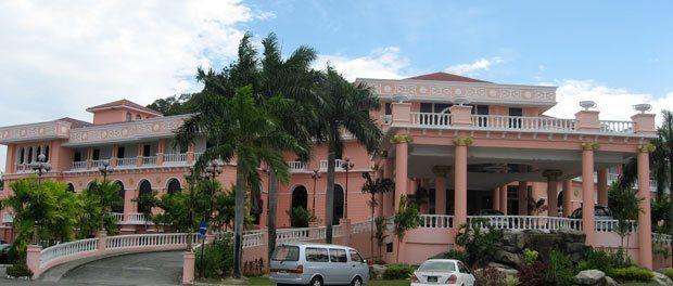 flamingo hotellet på langkawi