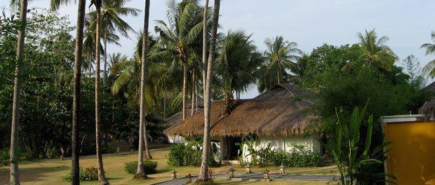 lækkert resort i flotte omgivelser