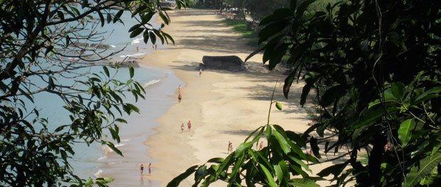 den smukke khao lak strand