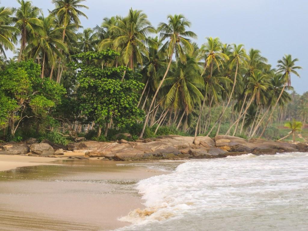 bedste strand ved sri lanka i tangalle