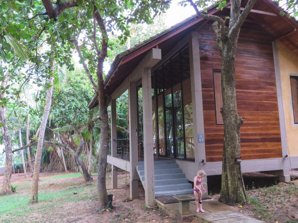 skønne hytter i palm paradise
