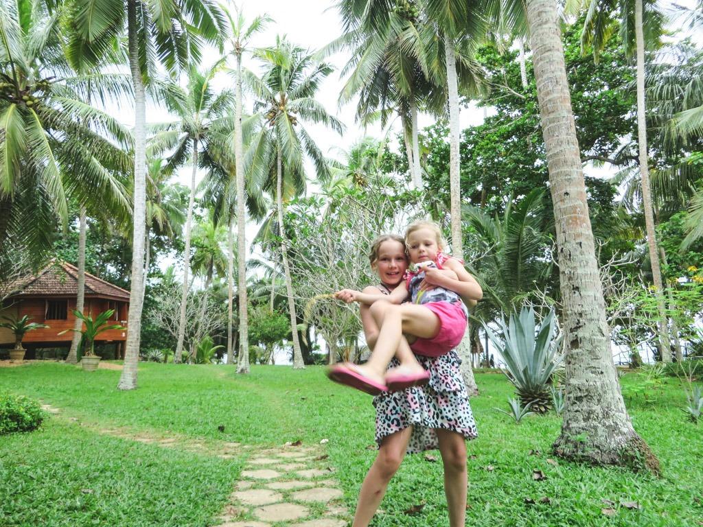 hygge med børnene i goyambokka