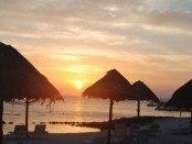 sol på rejsen til mexico