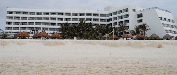 strand og hotel ved cancun