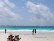 lækker strand i mexico