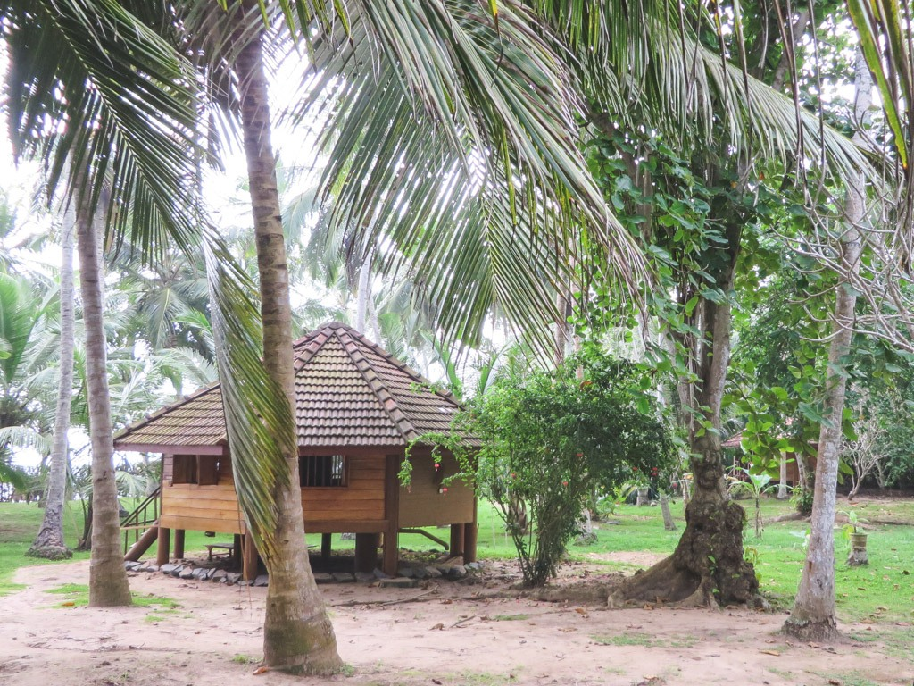 skøn have ved goyambokka