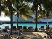 en krydstogt i caribien med boern