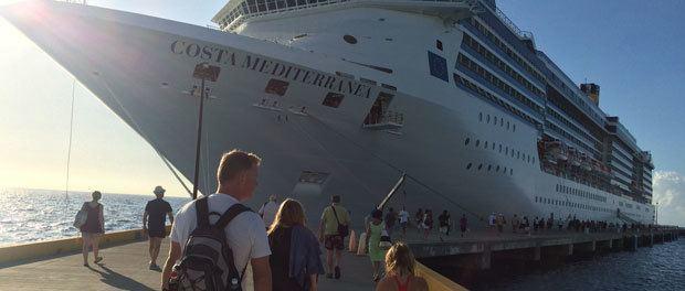 så skal hele familien ombord på krydstogt skibet