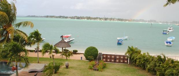 luksus hytte til hele familien på mauritius