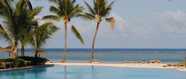 lækkert hotel på mauritius