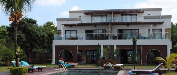 dejligt sted at bo på sydkysten af mauritius