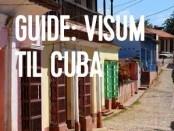 guide visum til cuba