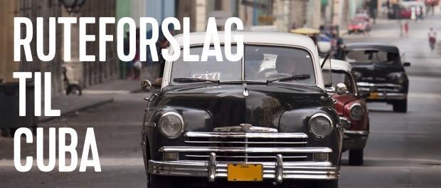 Inspiration hvis du skal rejse til Cuba