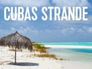 nyd badeferien på cubas lækre strande