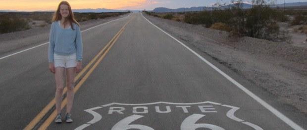 den legendariske route 66