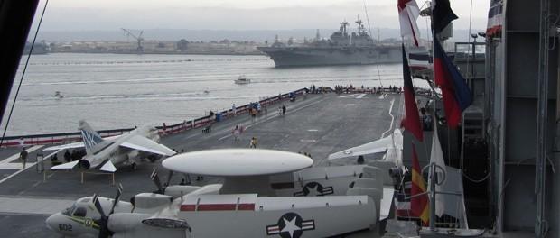 USS midway oplevelse af USA stillehavsflåde