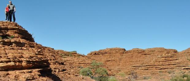 flot udsigt over nationalparken i australien