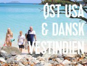 smuk strand i dansk vestindien et stenkast fra øst usa
