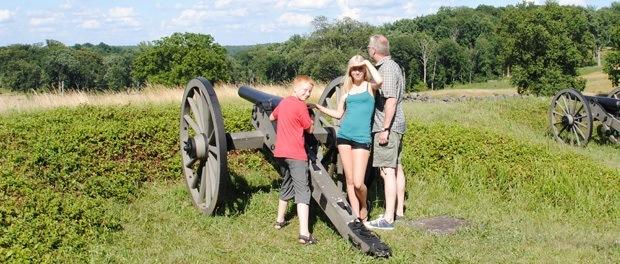 gode historier ved gettysburg