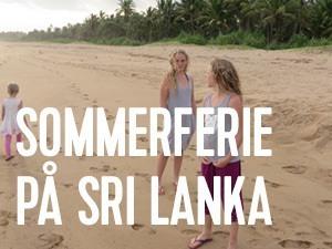 planlægning af tur rundt på sri lanka