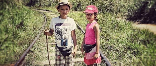 en tog tur er en god oplevelse sammen med børnene når turen går til sri lanka