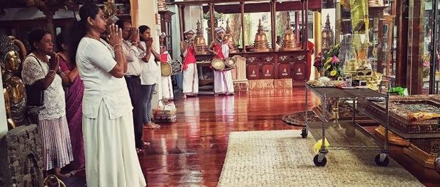 man kan sagtens være kulturel på sri lanka