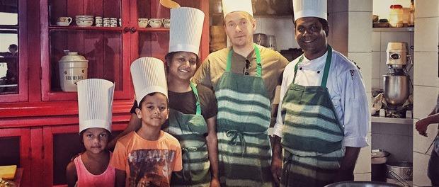 sri lanka har en fantastisk spændende mad kultur