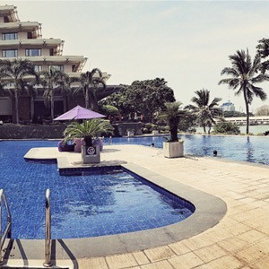 Cinnamon Lakeside i Colombo