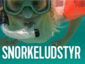snorkeludstyr til hele familien