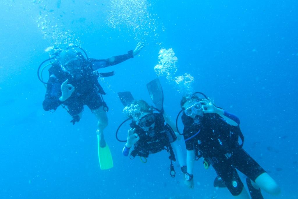 tag jeres dykkercertifikat på dharavandhoo