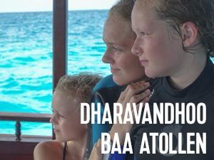 dharavandhoo i baa atollen