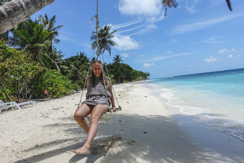 gode muligheder for at se manta rays ved baa atollen