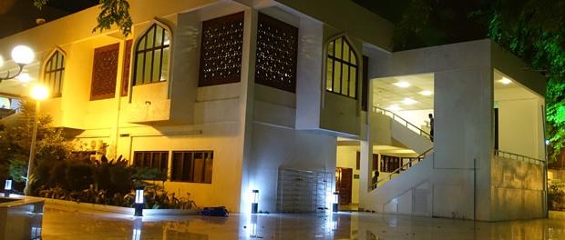 moskeen i Male på Maldiverne
