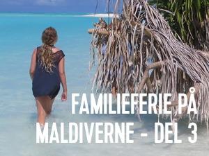 ferie på maldiverne med børn