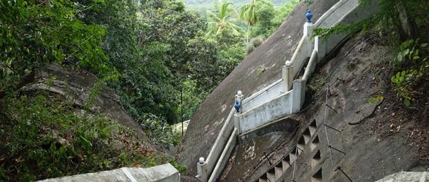 trapperne ved mulkirigala