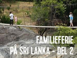 rejser til sri lanka og galapita rocks