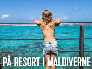 maldiverne resort