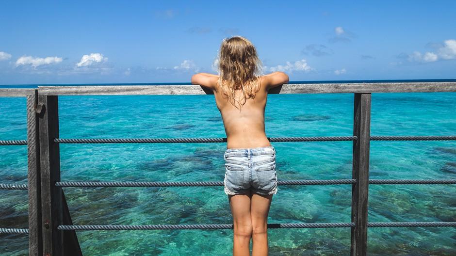 resort på maldiverne