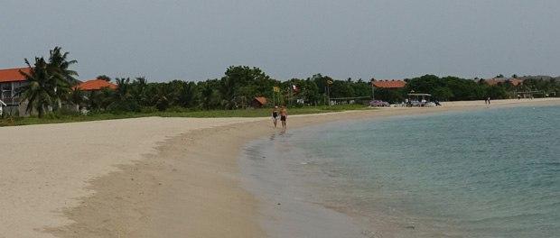 stranden ved passikudah