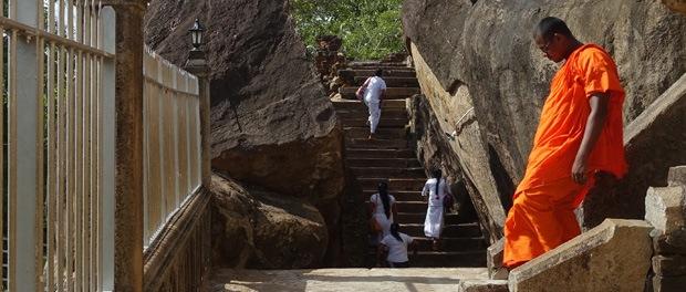munke og templer