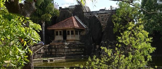 smukke templer i ancient city