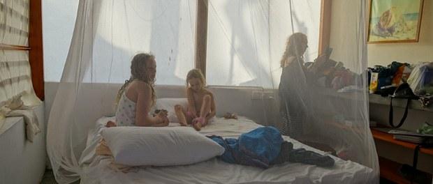 værelset ved upali beach resort