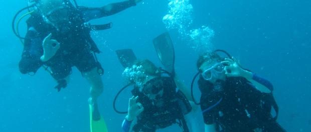 gode snorkeloplevelser under vandet på maldiverne