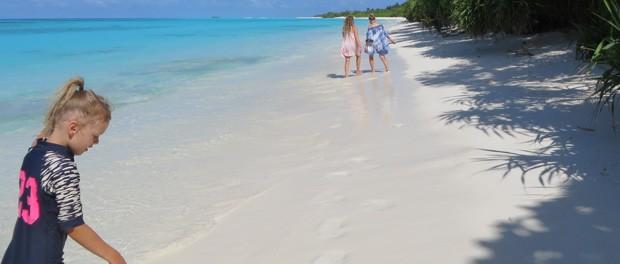 husk soltøj når i besøger maldiverne