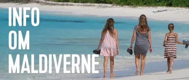 generel info om rejser til maldiverne
