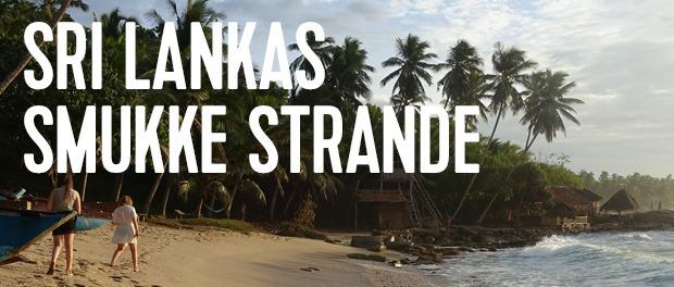 se her en liste over de bedste strande på sri lanka
