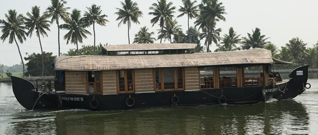 backwater ferie i kerala