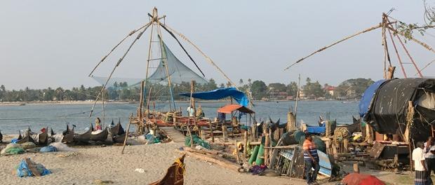 fiskeri i kochi